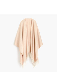 J.Crew Collection Cashmere Poncho