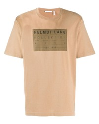 Helmut Lang Logo Patch T Shirt