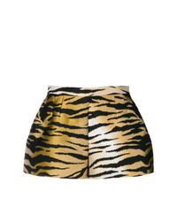 RED Valentino Tiger Printed Shorts