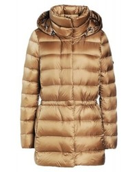 Ralph Lauren Motum Down Coat Dark Beige