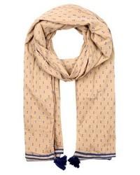 Sommer scarf nougat medium 4139104