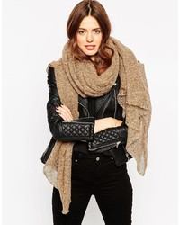 Asos Collection Oversized Knit Scarf