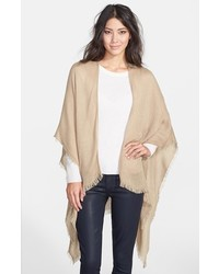 Fringe trim cape medium 385585