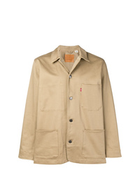 Levi's Button Uo Engineers Jacket
