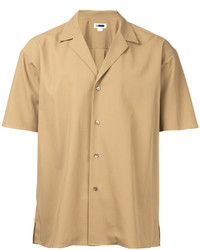 Tan Short Sleeve Shirt