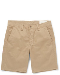 rag & bone Cotton Twill Shorts
