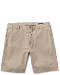 Polo Ralph Lauren Pima Cotton Twill Chino Shorts