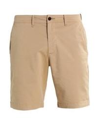 Abercrombie & Fitch Shorts Light Khaki