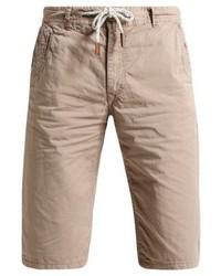 BLEND Shorts Safari Brown