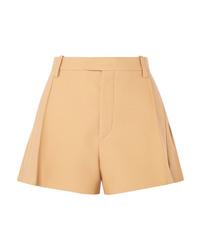 Chloé Wool Blend Shorts