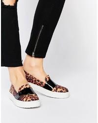 Asos Dash Loafer Sneakers