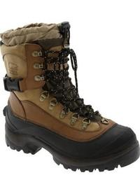 Tan Snow Boots