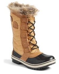 Tofino ii faux fur lined waterproof boot medium 1026127