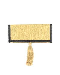 Zeus+Dione Tassel Clutch Bag