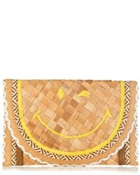 Anya Hindmarch Wink Basket Clutch