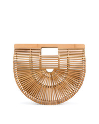 Cult Gaia Basket Tote Bag