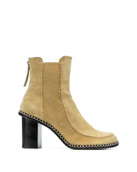 JW Anderson Camel Scare Crow Bootie