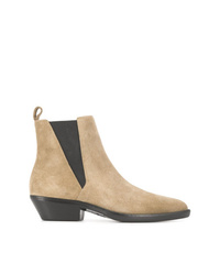 Isabel Marant Low Heel Ankle Boots