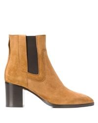 Santoni Mid Heel Boots