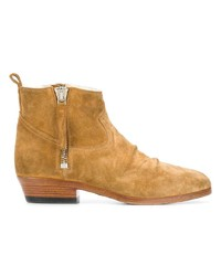 Golden Goose Shearling Boots