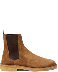 Cigar suede chelsea boots medium 778853