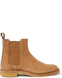 Suede chelsea boots medium 700839