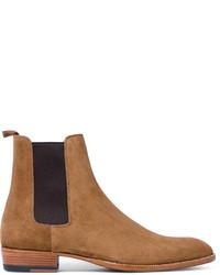 Suede chelsea boots medium 760562