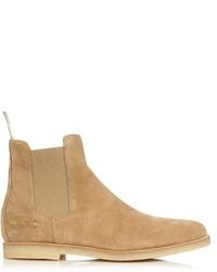 Suede chelsea boots medium 799236