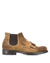 Doucal's Tassel Detail Boots