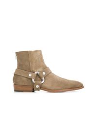 Zadig & Voltaire Zadigvoltaire Romare Belt Embellished Boots