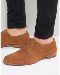 Zign suede derby shoes medium 1033673