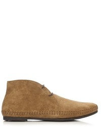Tomas Maier Lace Up Desert Boots