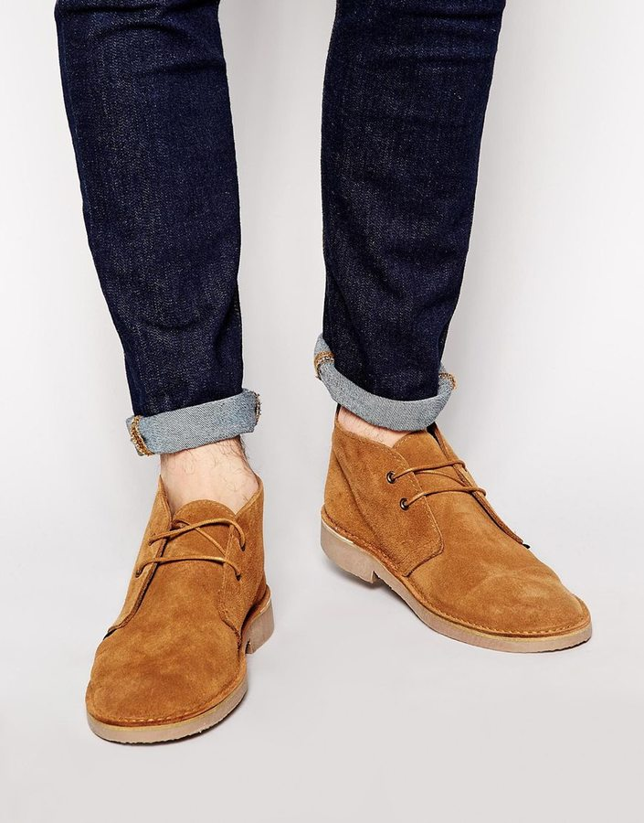 Clearance 100% Authentic Desert Boots Beige Suede - Beige Redtape Cheap Sale Clearance 9eMy94dr