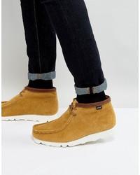 Clarks Originals Wallabee Gtx Suede Boots