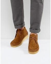 Clarks Originals Weaver Suede Boots