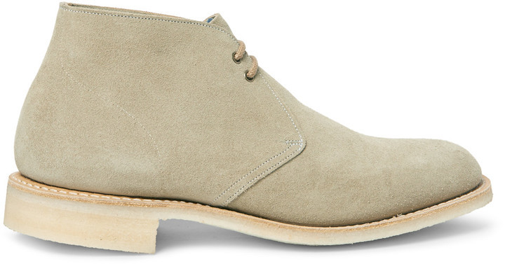 5290af1d Church's Sahara 3 Suede Desert Boots, £381 | MR PORTER | Lookastic UK