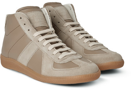 Maison Margiela High-top sneakers GQkf3DpXg
