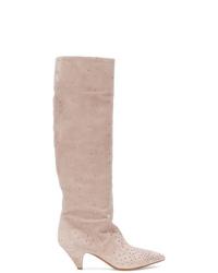 Valentino Garavani Micro Stud Boots