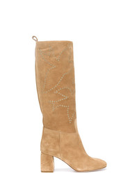 RED Valentino Knee High Boots
