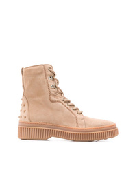 Tod's Military Boots