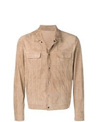 Salvatore Santoro Press Stud Shirt Jacket