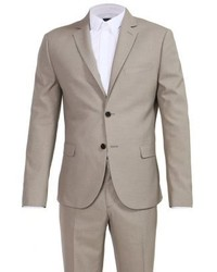 KIOMI Suit Beige