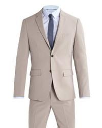 Lindbergh Suit Beige