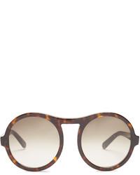 Chloé Chlo Round Frame Sunglasses