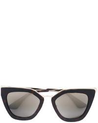 Prada Eyewear Cat Eye Sunglasses