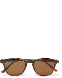 Illesteva Whitman D Frame Tortoiseshell Acetate Sunglasses