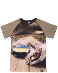 Tan T-shirt