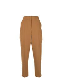 N°21 N21 Cropped High Waist Trousers
