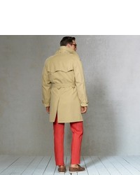 Polo Ralph Lauren Double Breasted Trench Coat