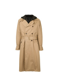 08sircus Double Breasted Trench Coat